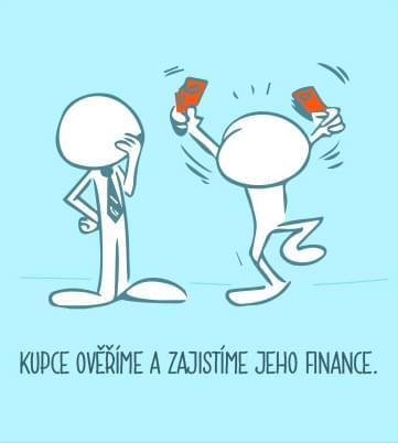 6. Kupce ověříme a zajistíme jeho finance.